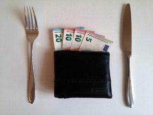 Gesund und preiswert kochen - auch mit sehr kleinem Budget